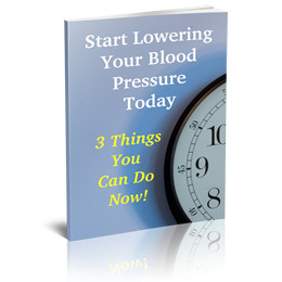 fast blood pressure reduction