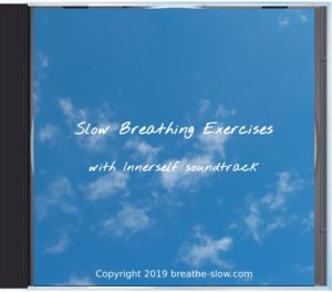Breathe Slow CD jewel case
