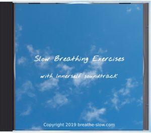 Breathe Slow CD jewel case